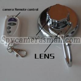 Mini camera d 39 espionnage crochet dvr hd camera d 39 espionnage detection de mouvement 32g 1080p les - Camera espion salle de bain ...