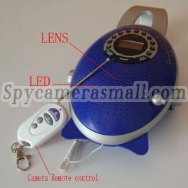 Detection de mouvement camera espion radio de douche 16g 1080p st nop les tops camera d - Camera espion salle de bain ...