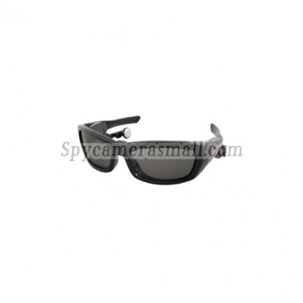 hidden Spy Sunglasses Camera - 4GB Spy Sunglasses with Detachable Earphone + MP3 Player