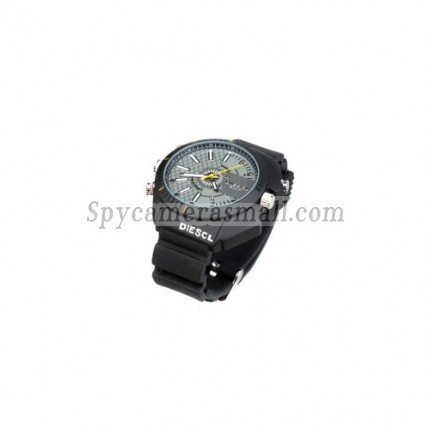 Spy Watch Cameras recoder - 1080P HD IR Night Vision Waterproof Spy Watch (16GB)