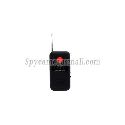 Spy Cameras Detectors - Anti-spy RF and Laser Pinhole Bug Signal Detector with Hidden Camera (1MHz-6.5GHz)