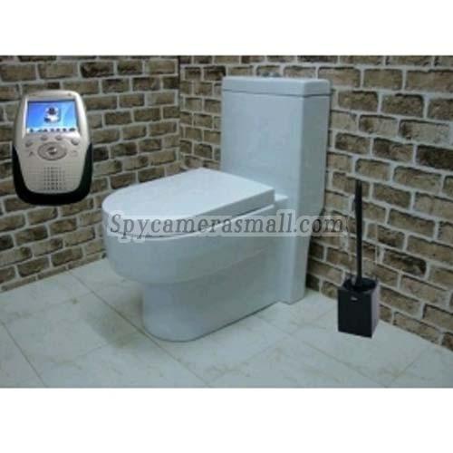 Hidden Cameras Wireless Bathroom Hidden Bathroom Wireless Spy Camera In Spy Toilet Brush