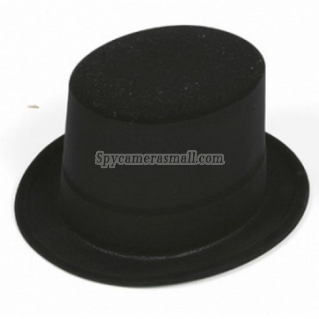 Wearing Class Hidden Spy Camera - Spy Top Hat Hidden Camera DVR