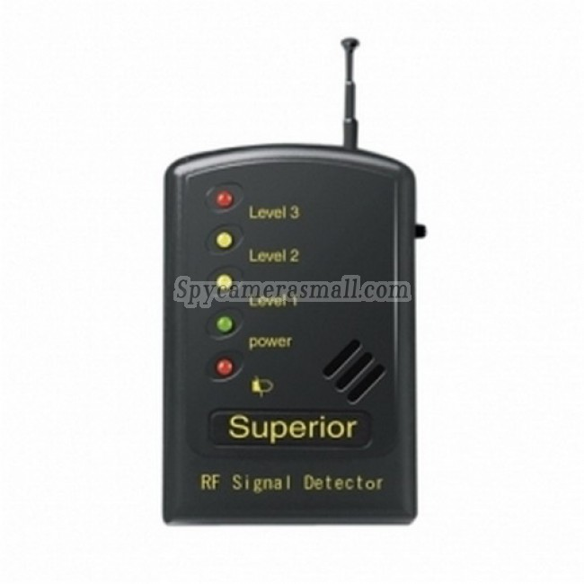 Wireless Surveillance Detector - Professional RF signal detector