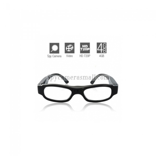 hidden Spy Sunglasses Cam - 720P HD Spy Glasses with 4G Memory Built-in