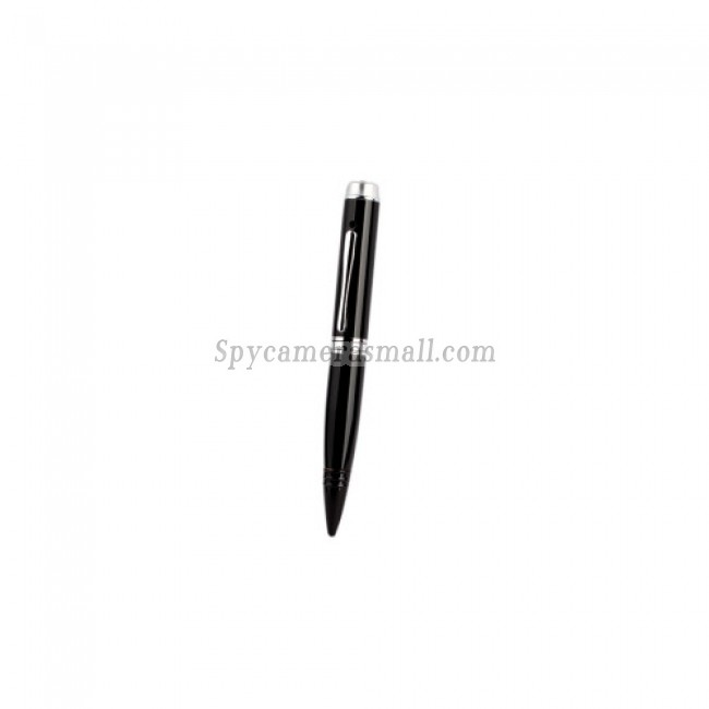 Spy Pen Cameras - HD Spy Pen with Digital Video Recorder + Voice Recorder + Motion-Activated Video Recording (4GB)