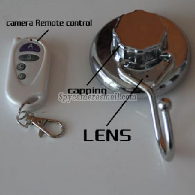 Mini Camera d'espionnage crochet DVR HD Camera d'espionnage Detection de mouvement 32G 1080P