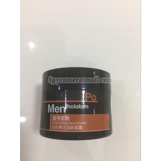 Men's Face Skin Care Solution Bathroom hidden Camera 16G Full HD 1080P DVR with motion sensor