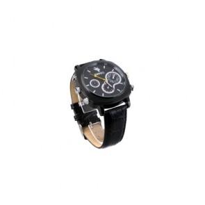 Spy Watch Cameras recoder - 1080P HD Waterproof Spy Watch (16GB)